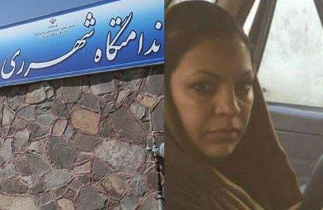 الهام احمدی از زنان دراویش به ۱۴۸ ضربه شلاق محکوم می شود