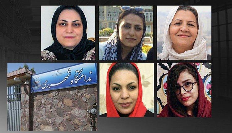 زنان درویش از رئیس زندان قرچک خواستار اجرای آیین نامه زندان ها می شوند