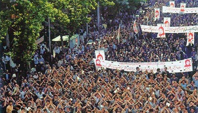 تظاهرات مادران در ۷ اردیبهشت ۱۳۶۰ در تهران