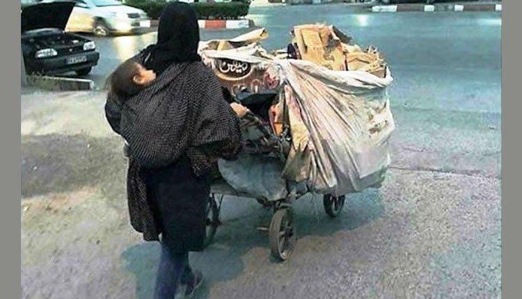 زنان سرپرست خانوار از تبعیض، نابرابری و بیکاری رنج می برند