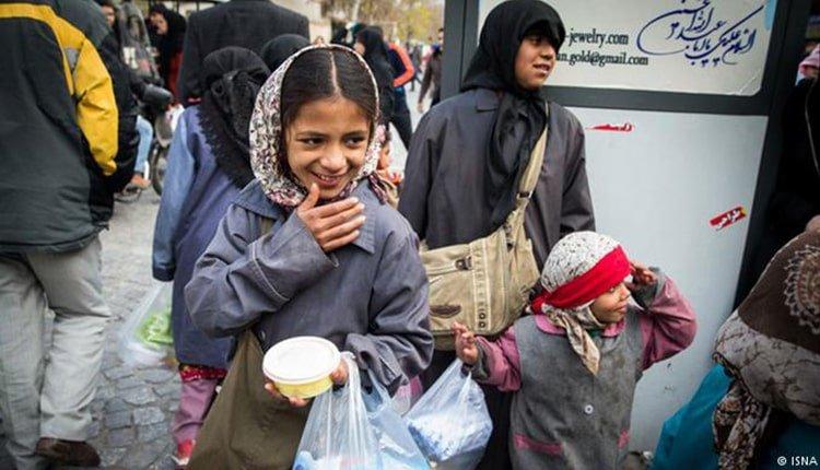 دختربچه های کار در میان مظلومترین قربانیان ملایان در ایران