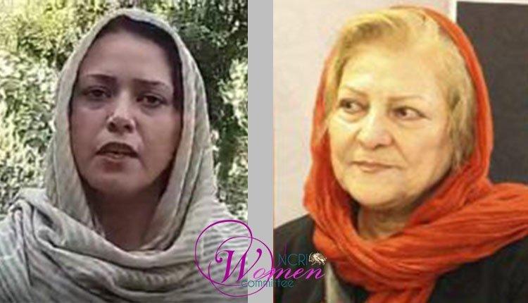 زهرا جمالی و گیتی پورفاضل در میان آخرین بازداشت شدگان زن در ایران