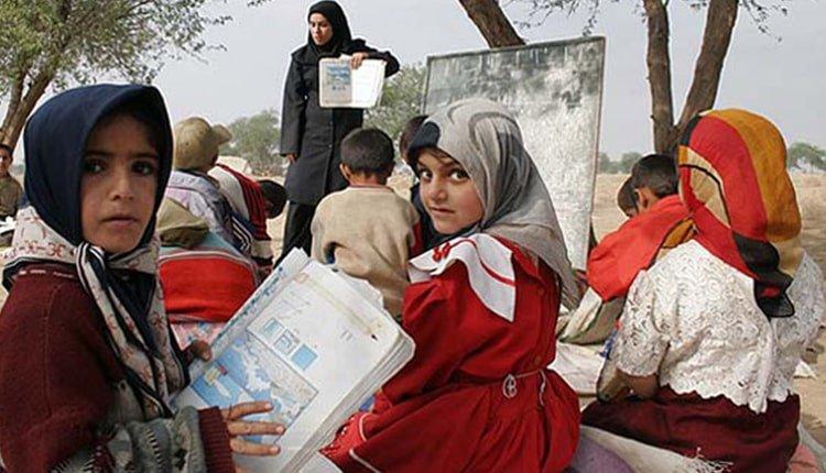 وضعیت فجیع سوادآموزی برای زنان و دختران ایران