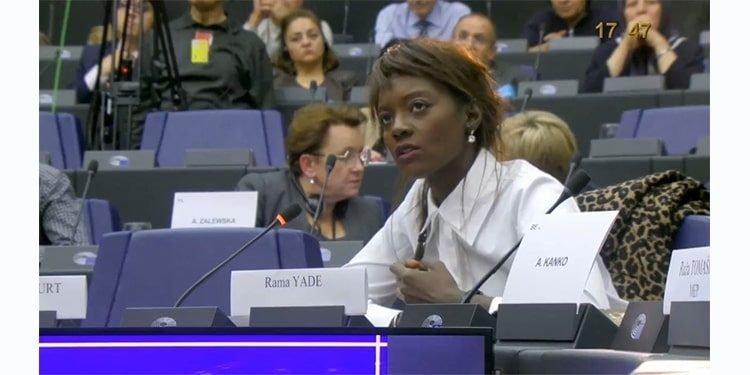 راما یاد، وزیر سابق حقوق بشر فرانسه
