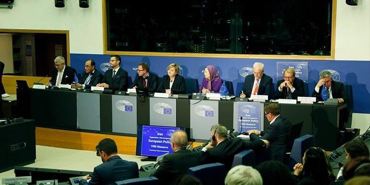 گروه پارلمانی «دوستان یک ایران آزاد در پارلمان اروپا
