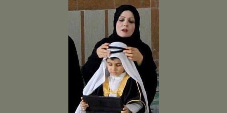 لیلا شاوردی بخاطر فعالیت تبلیغی برادرش به گروگان گرفته شد