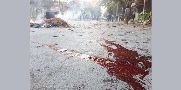 اسامی ۸۵ نفر از شهدای قیام سراسری ایران شامل اسامی ۷زن منتشر می شود