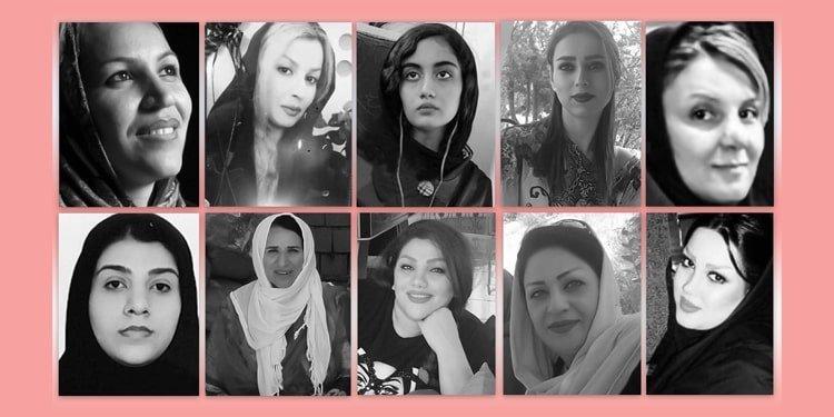 اسامی جدید ۱۵شهید زن در میان شهدای قیام شناسایی می شود