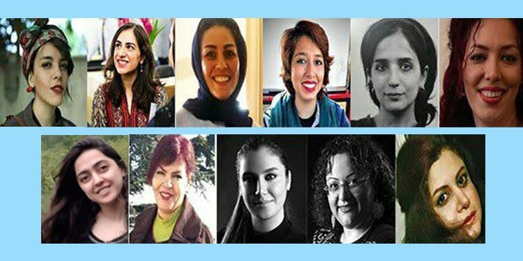 نامه ۱۲نفر از زنان زندانی در اعتراض به سرکوب زندانیان سیاسی در اوین