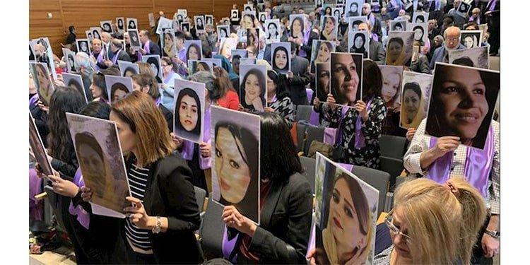 نقش زنان ایرانی در آزادی ایران