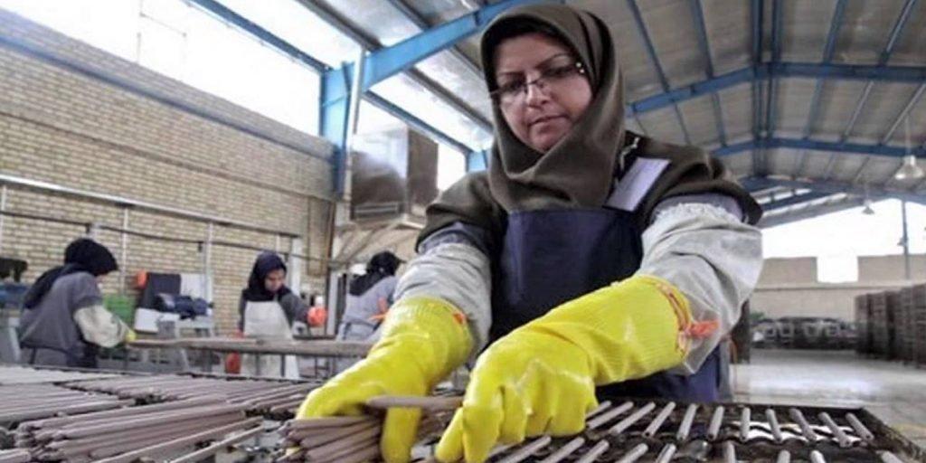 اشتغال زنان کارگر در بخش غیررسمی
