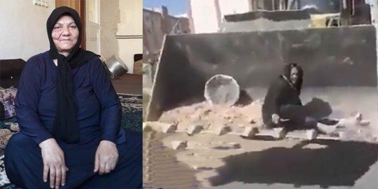 مأموران شهرداری حین تخریب خانه مادری با ۷فرزند، زن را به قتل رساندند