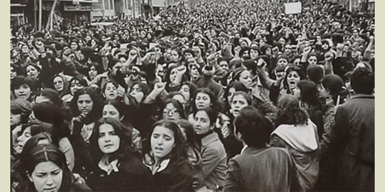 مشارکت گسترده زنان در مقاومت برای آزادی