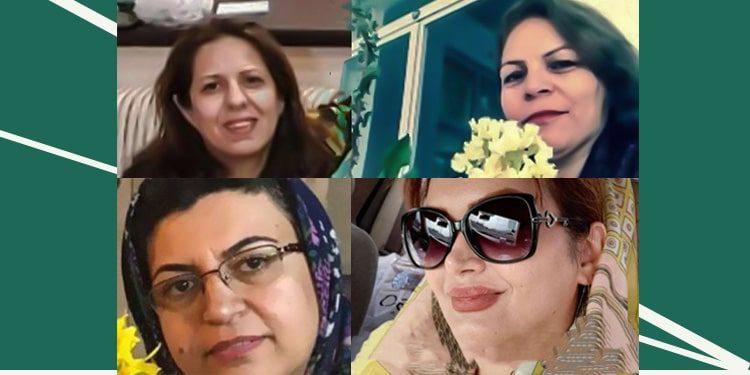 زنانی که به دلیل فعالیت های سیاسی و اعتقادات مذهبی راهی حبس می شوند