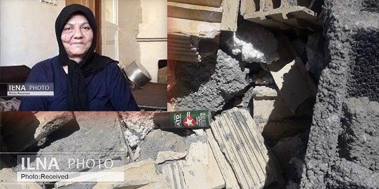 تخریب خانه های مردم در شهرک فدک به دست شهرداری، قتل یک زن سرپرست خانوار