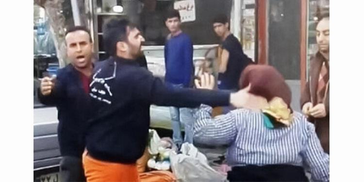 افزایش روزافزون زنان دستفروش در ایران از پیامدهای فقر شدید و شکاف جنسیتی