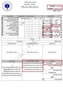 مدارک جراحت ۵زن و دختر جوان در میان اسناد مجروحین قیام آبان ۹۸