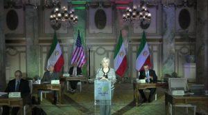 گردهمایی جهانی ایران آزاد - لیندا چاوز