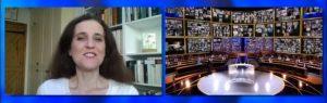 گردهمایی جهانی ایران آزاد - ترزا ویلیرز