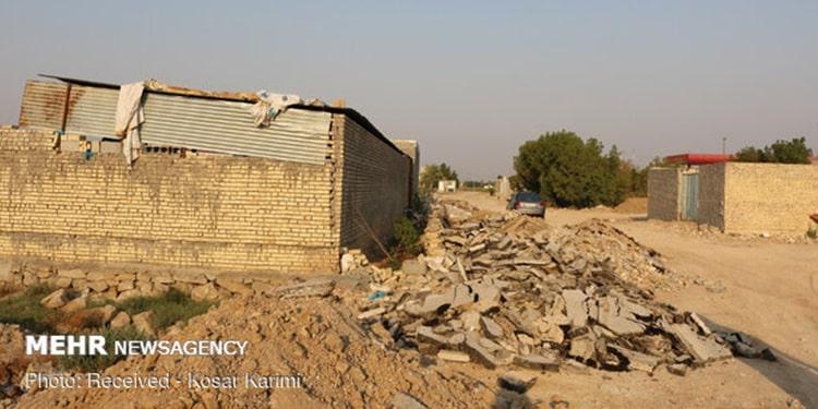 حکم تخریب خانه های ۳۰۰ خانوار روستایی در دست بنیاد مستضعفان