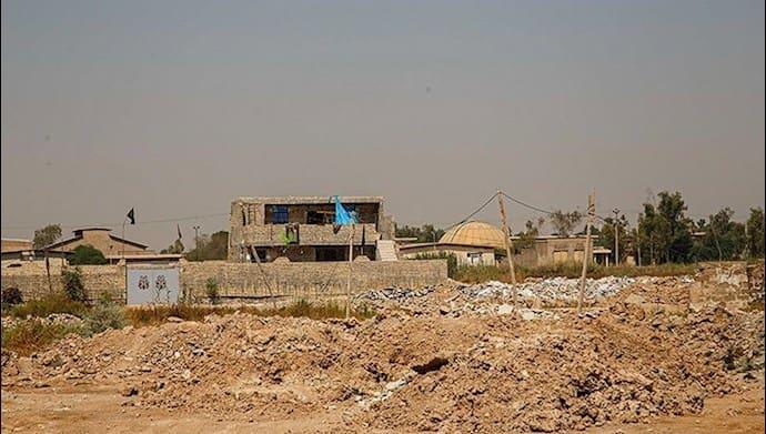 کوثر کریمی خبرنگار درباره تخریب روستای ابوالفضل گزارش داد