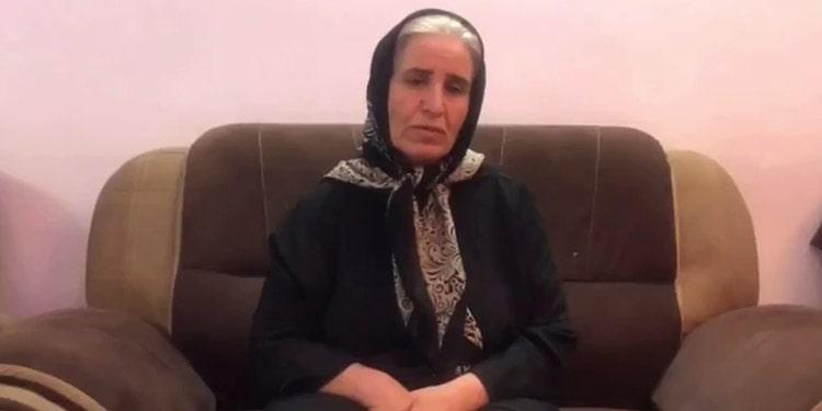 مادر سه جوان معترض ایرانی برای نجات جان آنها استمداد می طلبد