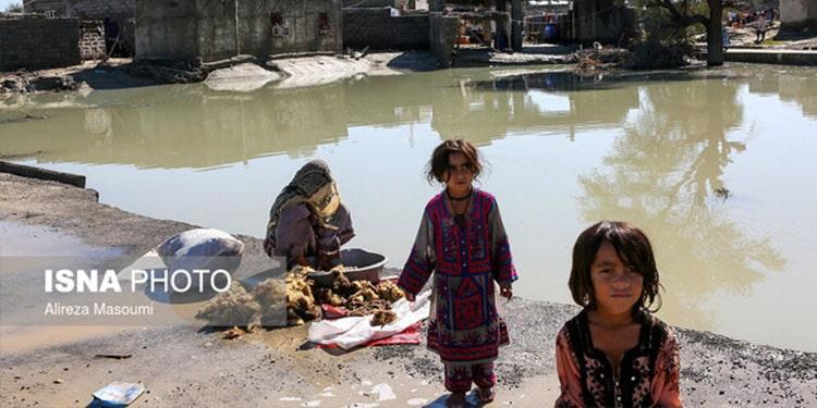 دختران سیستان و بلوچستان در فقر -min