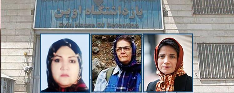 افزایش فشارهای طاقت فرسا بر زنان زندانی سیاسی در اوین
