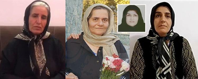 انتقام گیری از خانواده های معترضین قیام و رنج مادران زندانیان سیاسی