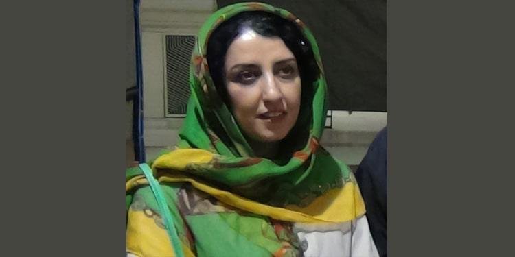 نرگس محمدی فعال حقوق بشر