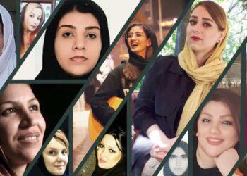 لیست زنان شهید در جریان اعتراضات آبان ۹۸