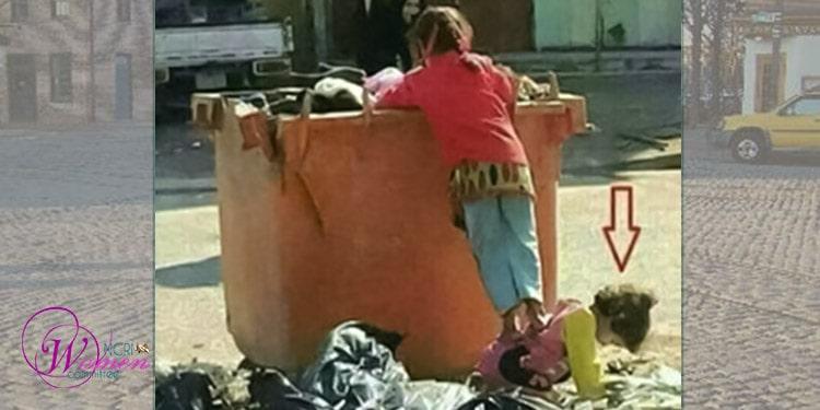فاجعه تلخ کودکان کار پیامد فقر، ارمغانی شوم از حکومت ۴۰ساله ملایان