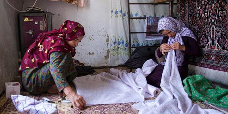 کار زنان روستایی