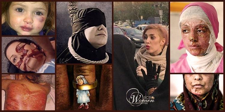 خشونت علیه زنان در ایران نهادینه شده و برخوردار از حمایت حکومتی