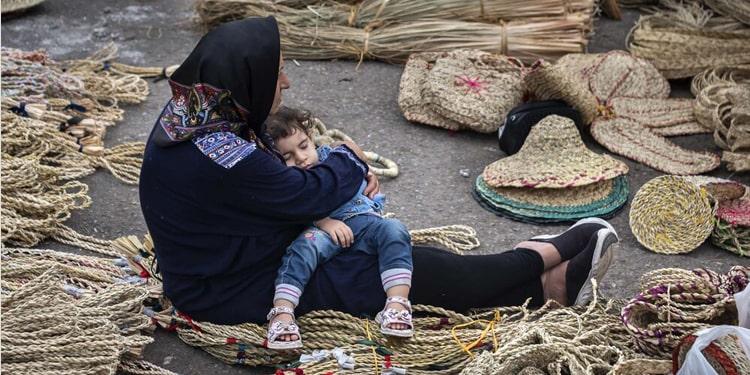 آمار زنان دست فروش تهران