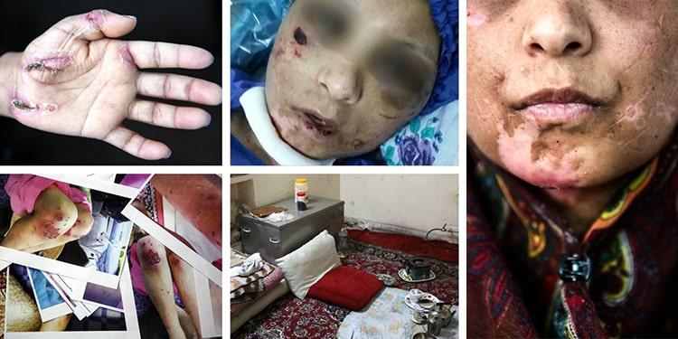 ایران دارای بالاترین رتبه خشونت علیه زنان