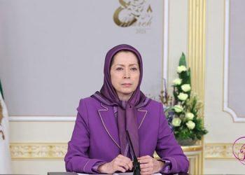 پیام مریم رجوی به زنان ایران: شما زنان ایران می توانید و باید پیروزی را بسازید