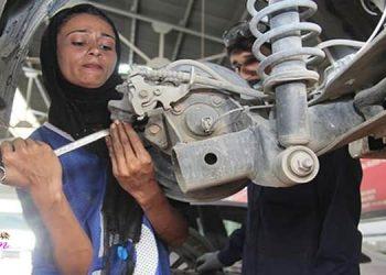 کارگران زن ایرانی در تکاپو برای بقا در برابر کرونا ، فقر و ستم مضاعف