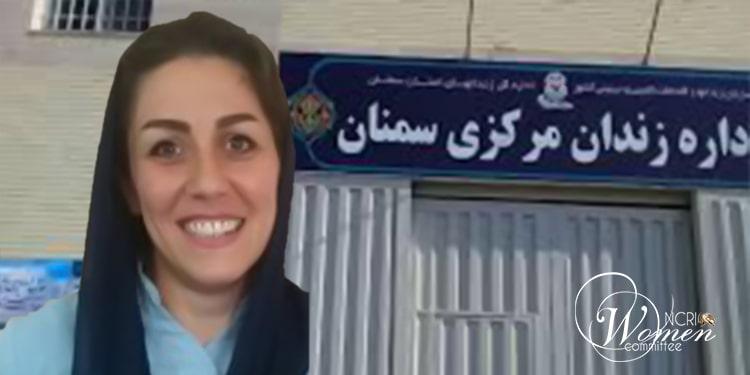 زندانی سیاسی تبعیدی مریم اکبری منفرد