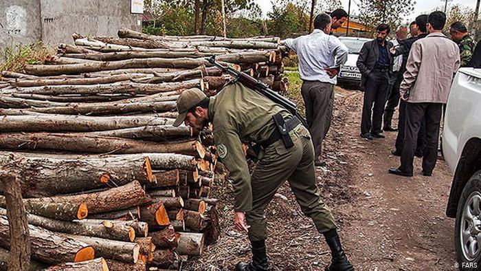 سپاه پاسداران اصلی ترین نهاد تخریب کننده محیط زیست ایران