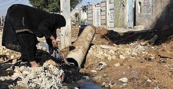 وضعیت زنان در بحران بی آبی خوزستان