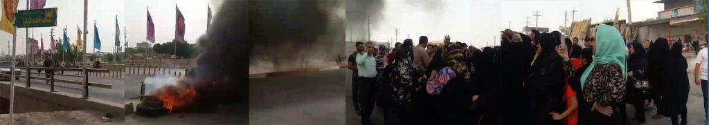 قیام خوزستان و گسترش آن به سراسر ایران