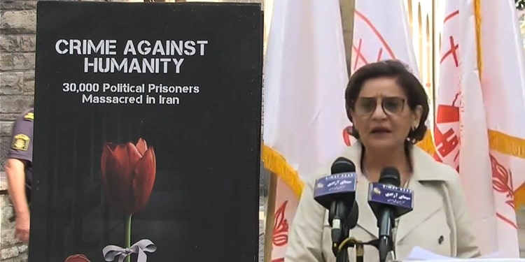 سهیلا دشتی، از دادخواهان قتل عام ۶۷