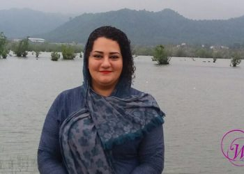 زندانی سیاسی آتنا دائمی از ملاقات با بازرسان در زندان لاکان رشت محروم شد