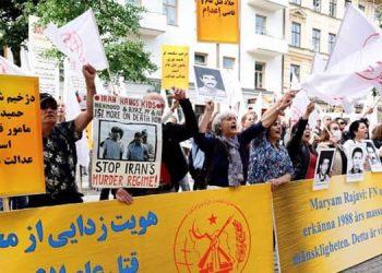 زندانیان سیاسی سابق و خانواده شهدا، دادخواهان قتل عام سال ۶۷