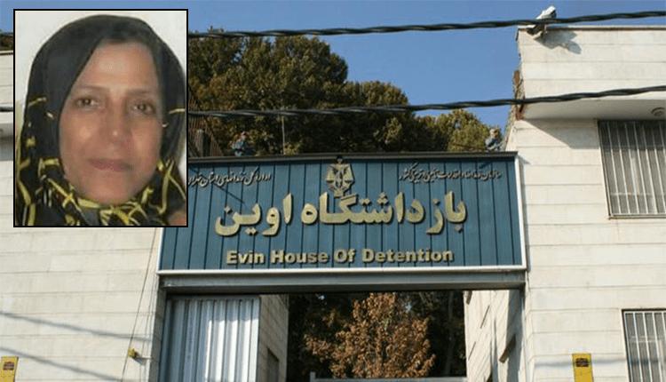 Fatemeh Ziaï-Azad à nouveau incarcérée à la prison d'Evine