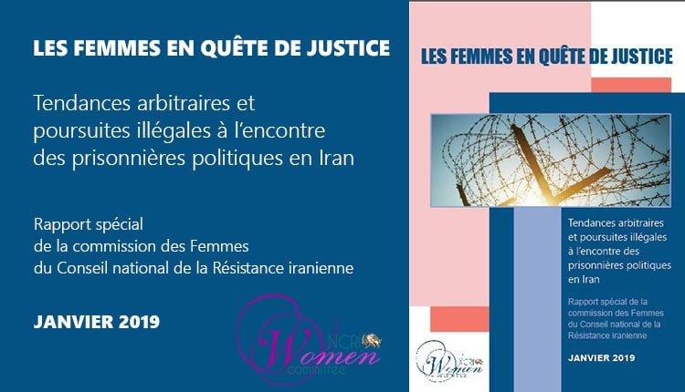 Les femmes en quête de justice