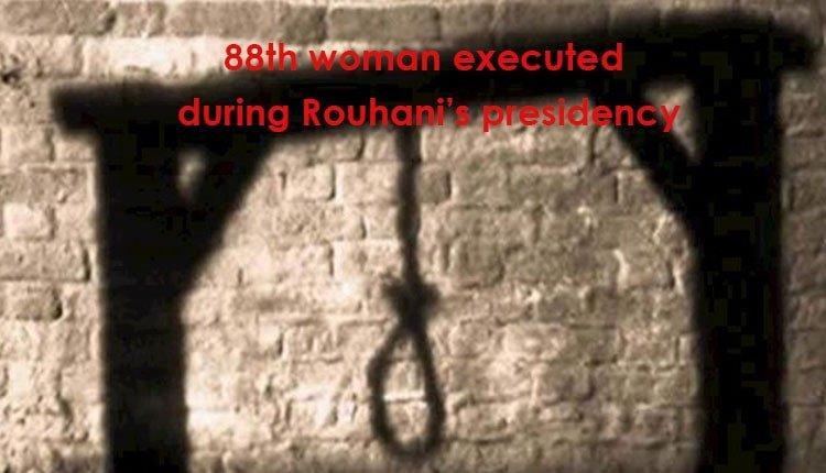 Une 88e femme exécutée en Iran sous la présidence de Rohani