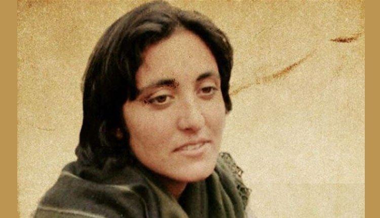 Shirin Alam-Houli, fleur de la résistance du Kurdistan d'Iran