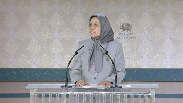 Sarvnaz Chitsaz - Les femmes dans la Résistance iranienne